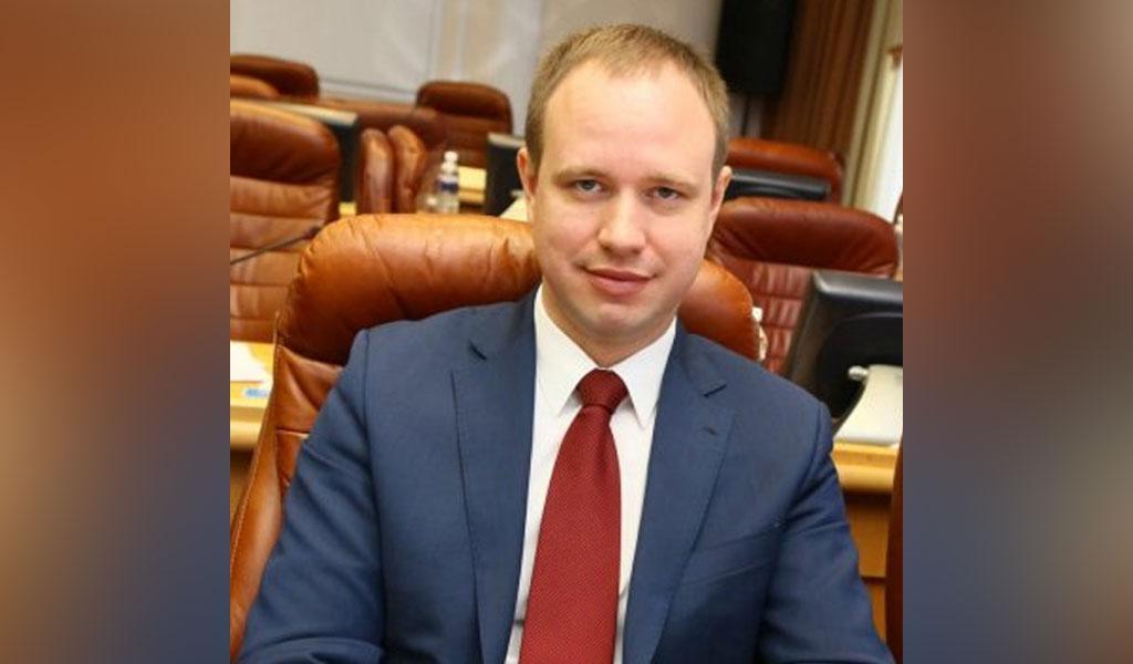 СКР задержал сына бывшего губернатора Иркутской области Сергея Левченко