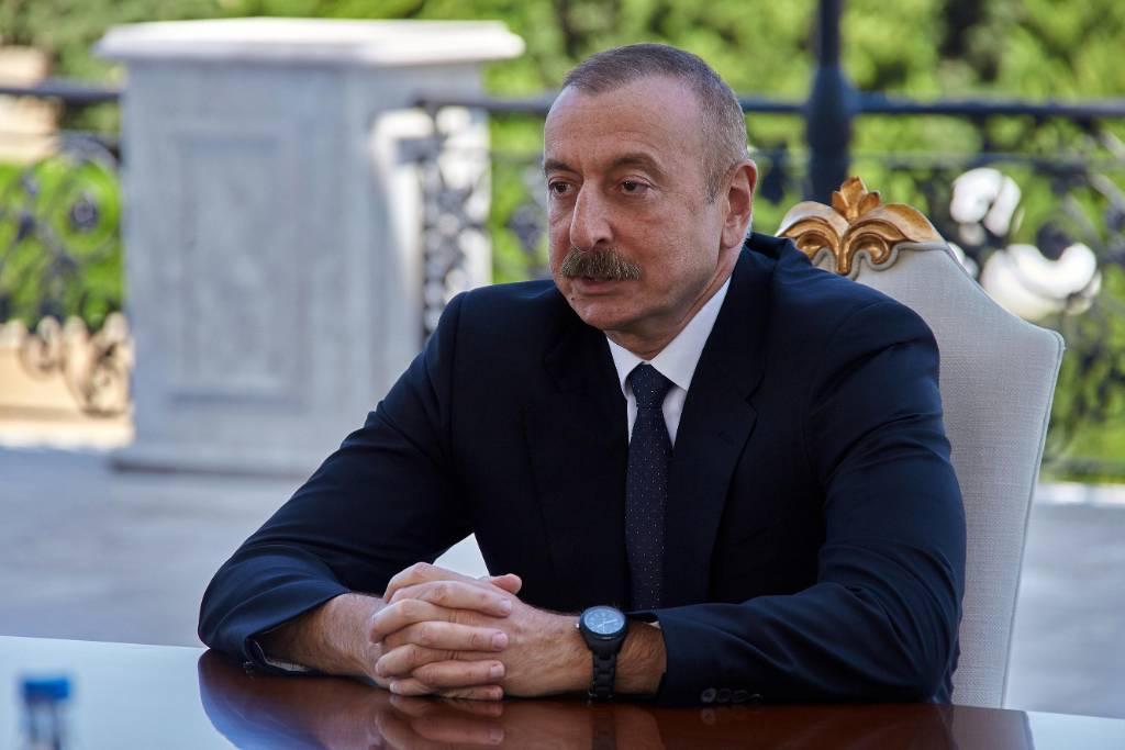 Президент Азербайджана заявил о готовности покончить с проблемой Карабаха