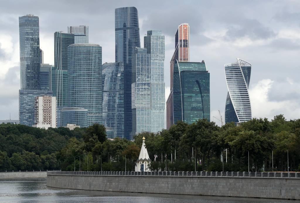 Москва поднялась на девять строчек в рейтинге мировых финансовых центров