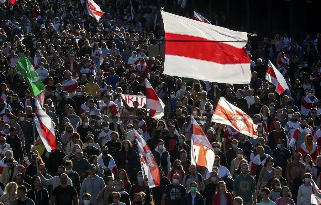 Минздрав Белоруссии связал рост заболеваемости CoViD-19 с масштабными митингами