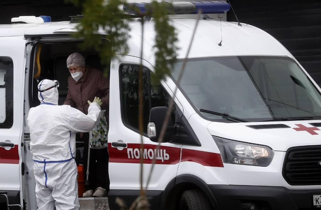 В Москве за сутки выявили больше двух тысяч новых случаев коронавируса