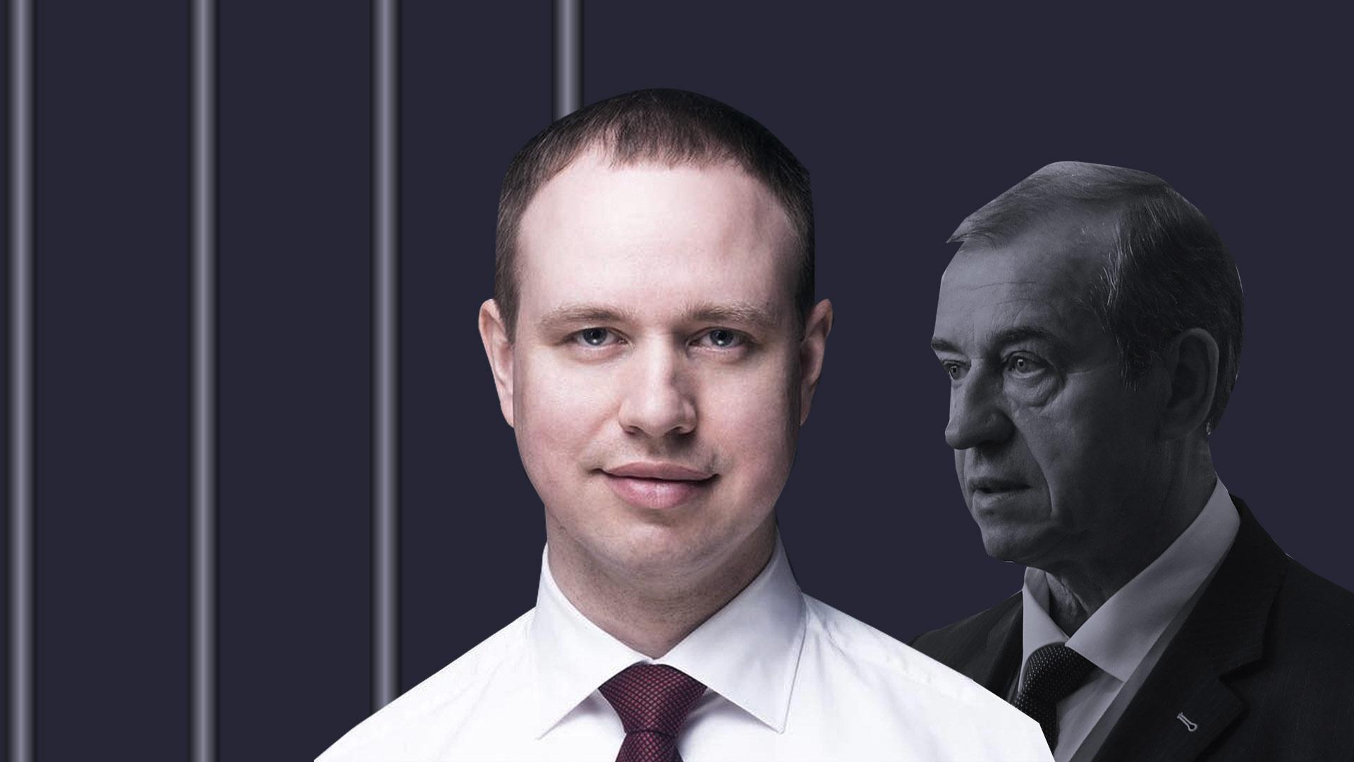 Семейный подряд. Сын бывшего губернатора Иркутской области Левченко уже под следствием, а отец следующий?