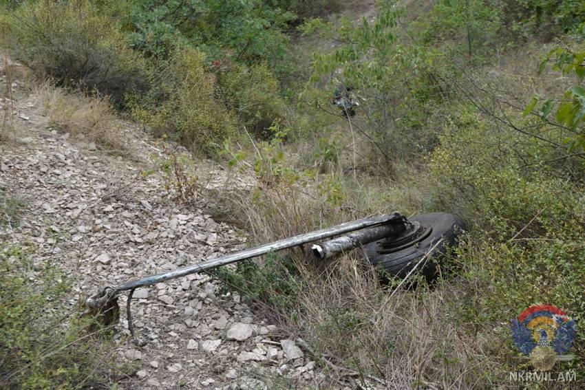 Фото © Минобороны Нагорного Карабаха