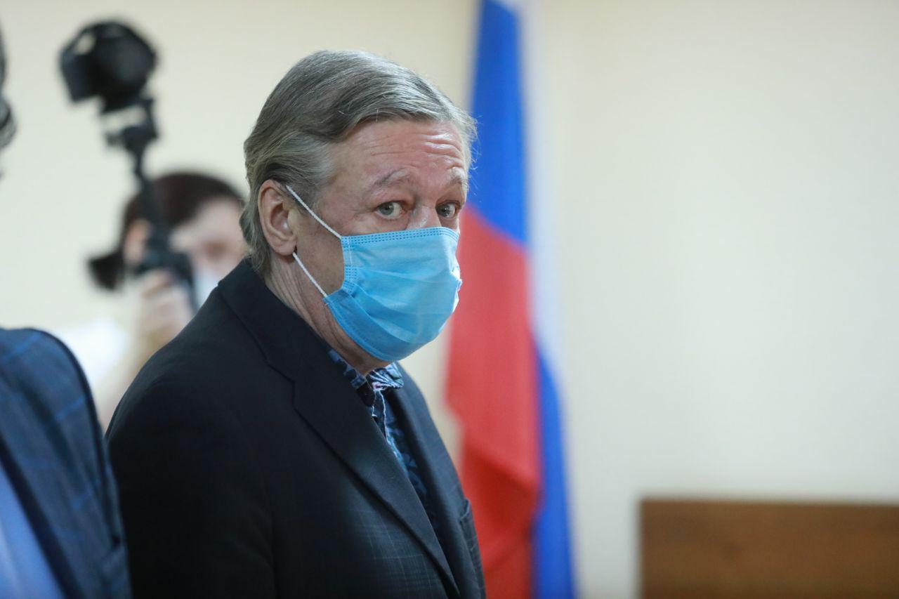 Ефремов лично обжаловал свой приговор