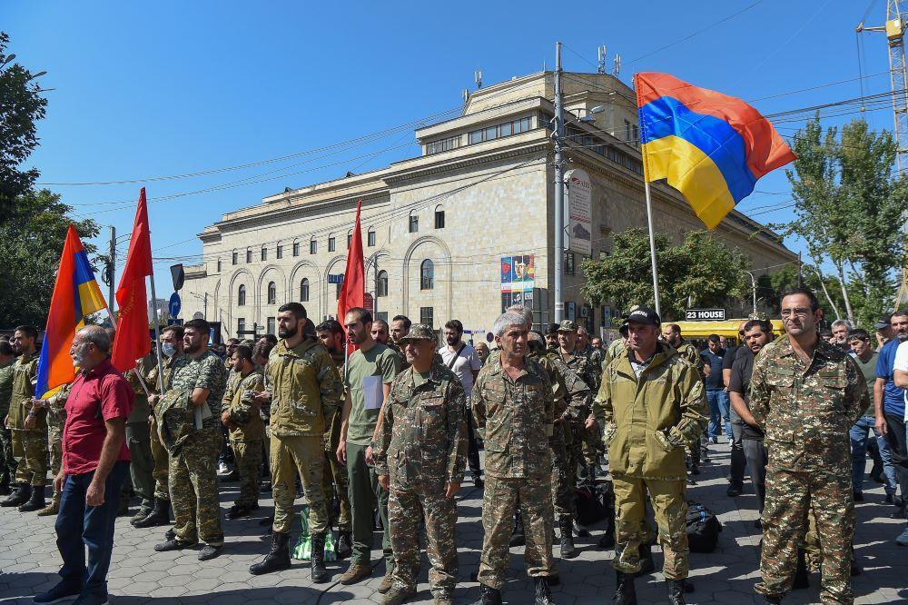 Союз армян России призвал соотечественников не поддаваться на провокации во время конфликта в Нагорном Карабахе