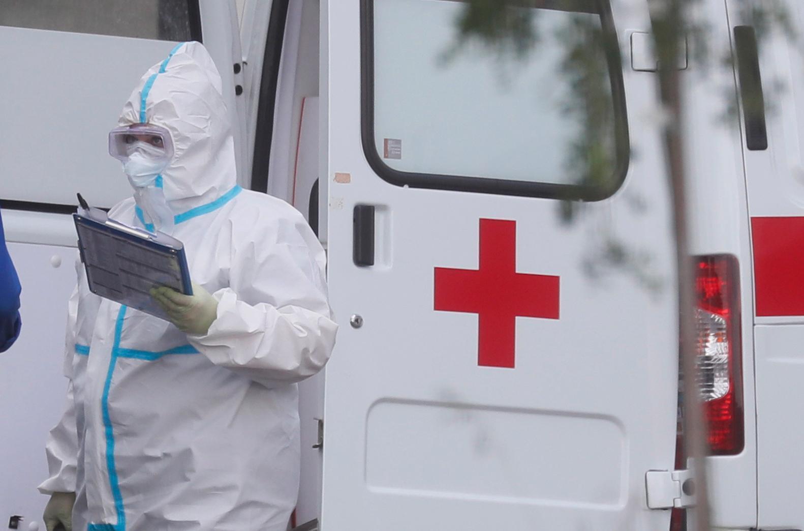 В России за сутки выявили  8 232 человека с коронавирусом