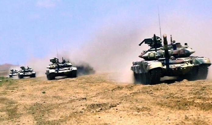 Азербайджан назвал события в Нагорном Карабахе отечественной войной