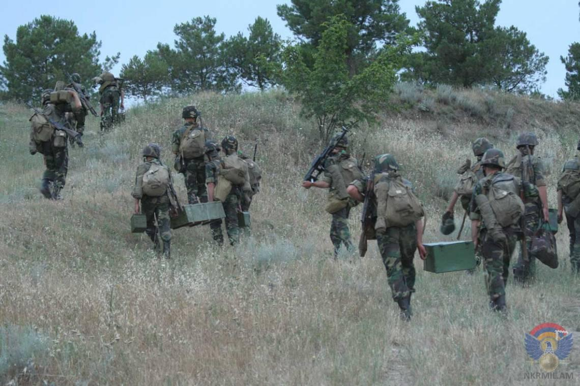 В Нагорном Карабахе назвали число погибших военнослужащих за два дня боевых действий