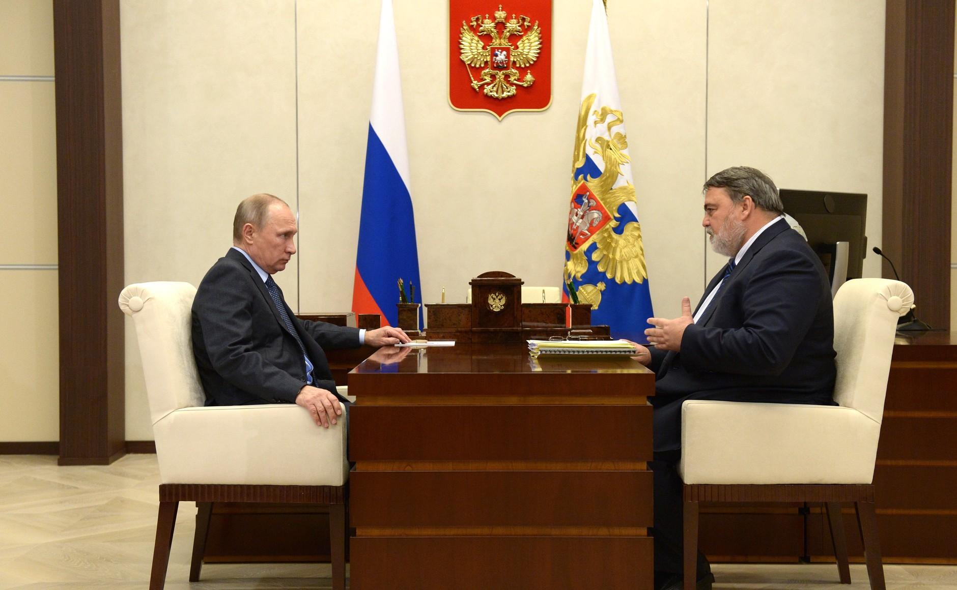 Глава ФАС пожаловался Путину на многочисленные нарушения Google