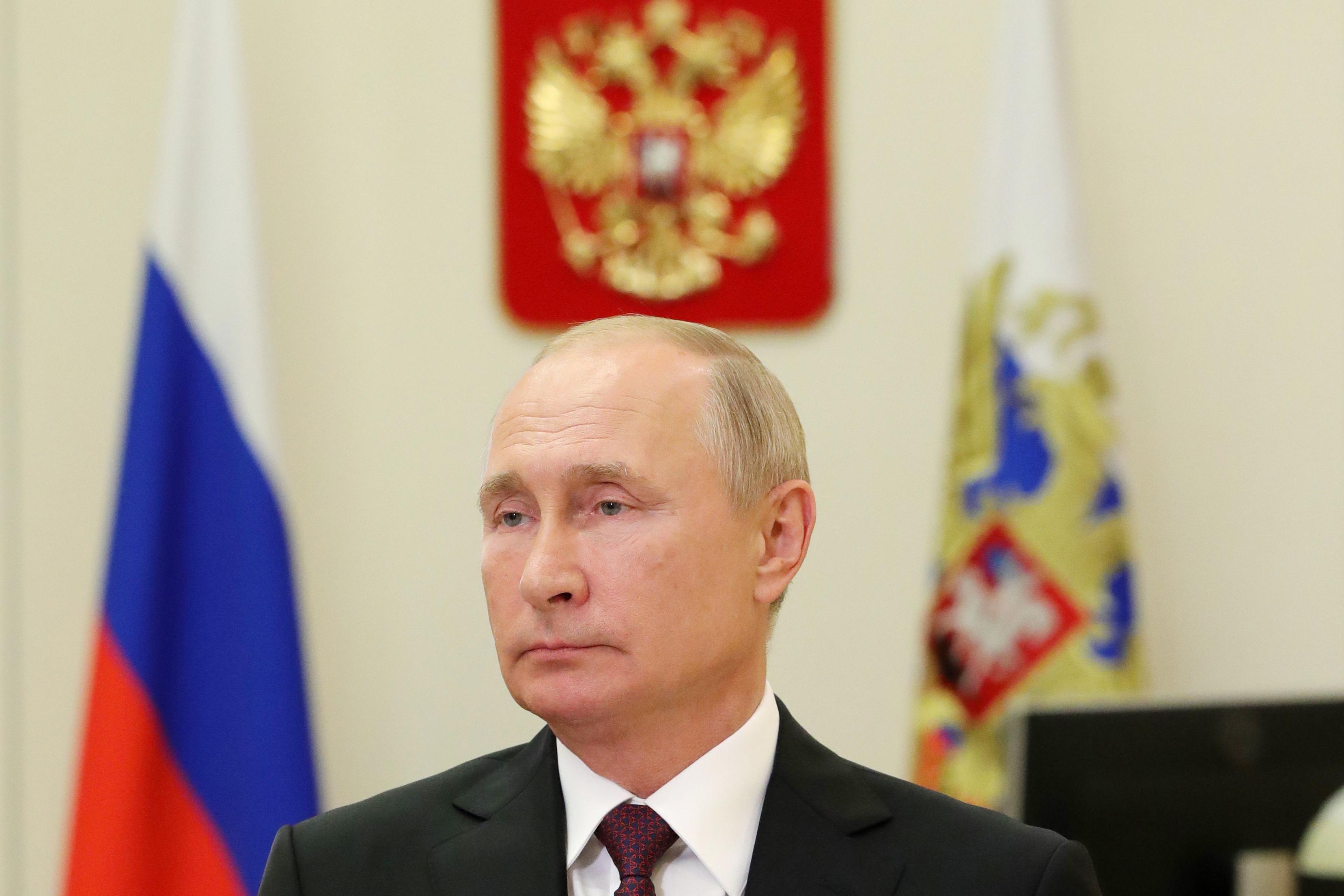 В Кремле подтвердили намерение Путина получить прививку от коронавируса