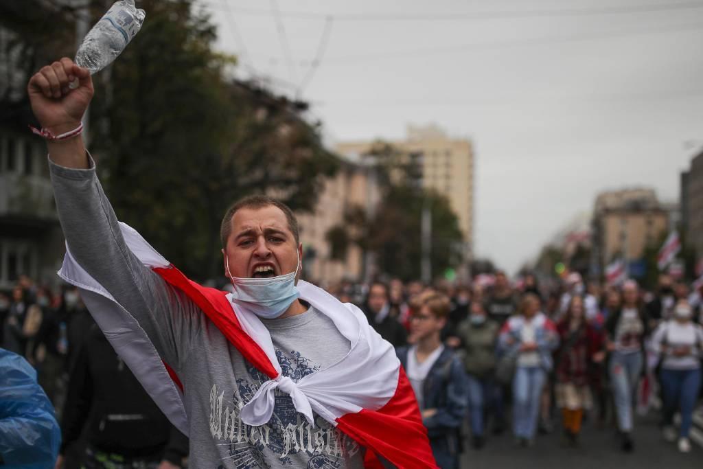 Глава СВР заявил о подготовке ЦРУ резонансной провокации в Белоруссии