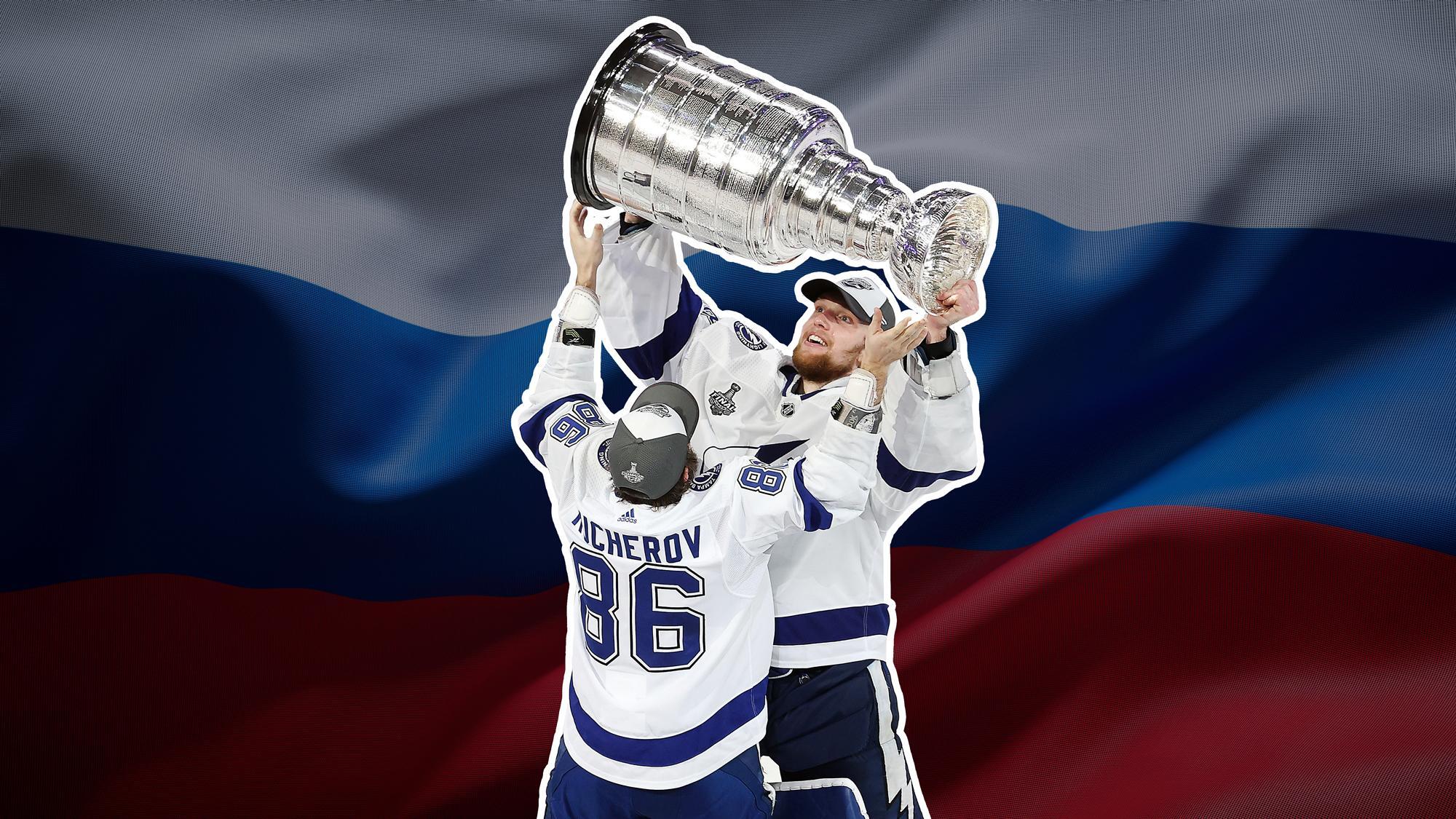 Это наша традиция! Кто и когда из российских хоккеистов завоёвывал Кубок Стэнли