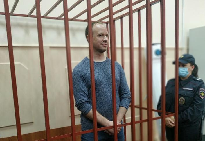 Суд арестовал Левченко-младшего до 20 ноября