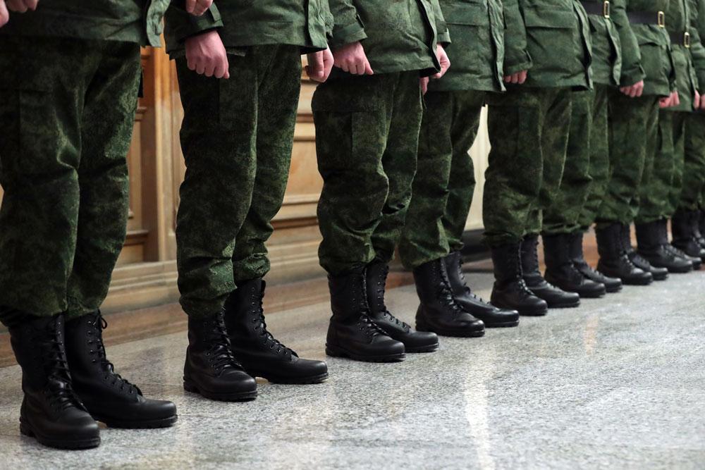 Осенний призыв пополнит российскую армию на 128 тысяч бойцов