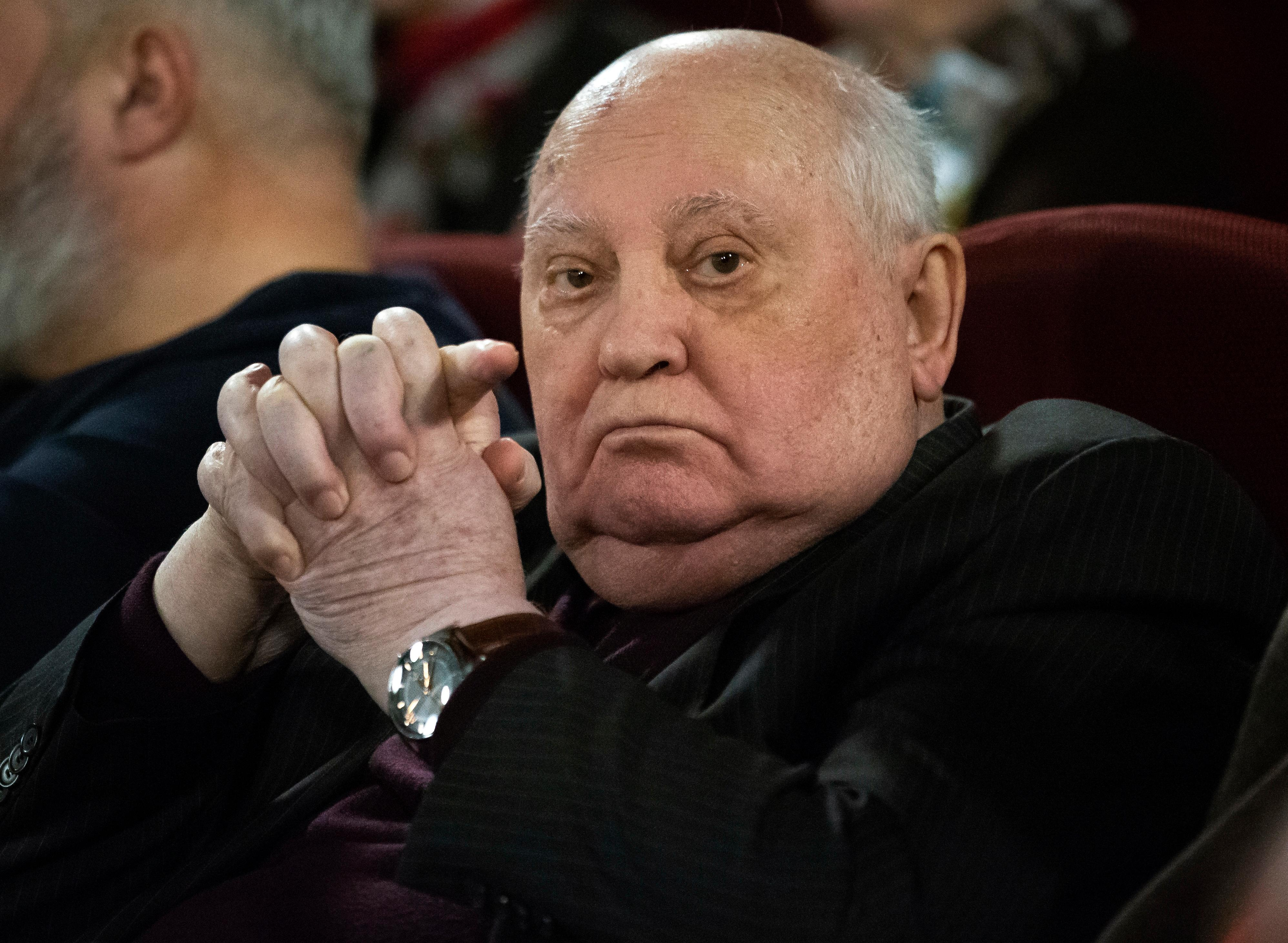 Горбачёв дал совет следующему президенту США