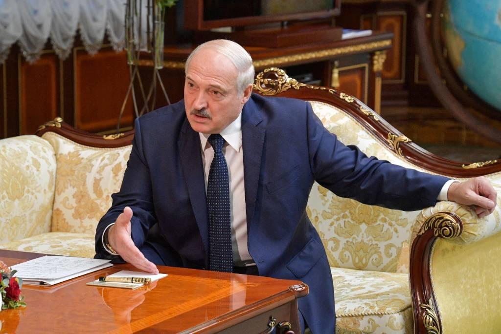 <p>Президент Белоруссии Александр Лукашенко. Фото © ТАСС / Александр Астафьев</p>