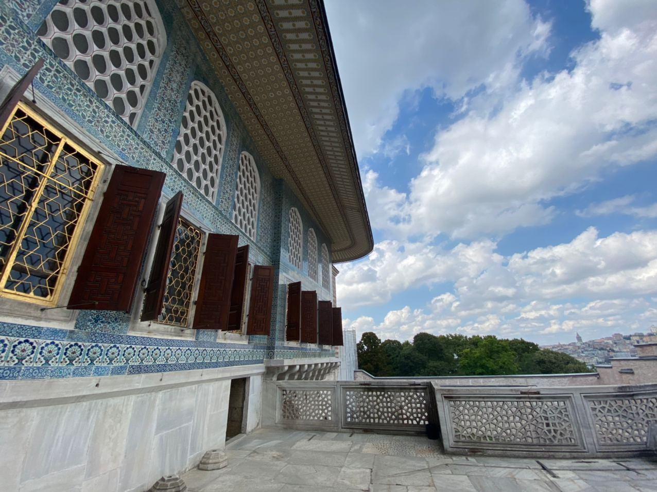 Во дворце Топкапы. Фото © LIFE