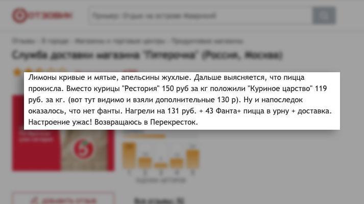 Фото © Скриншот otzovik.com