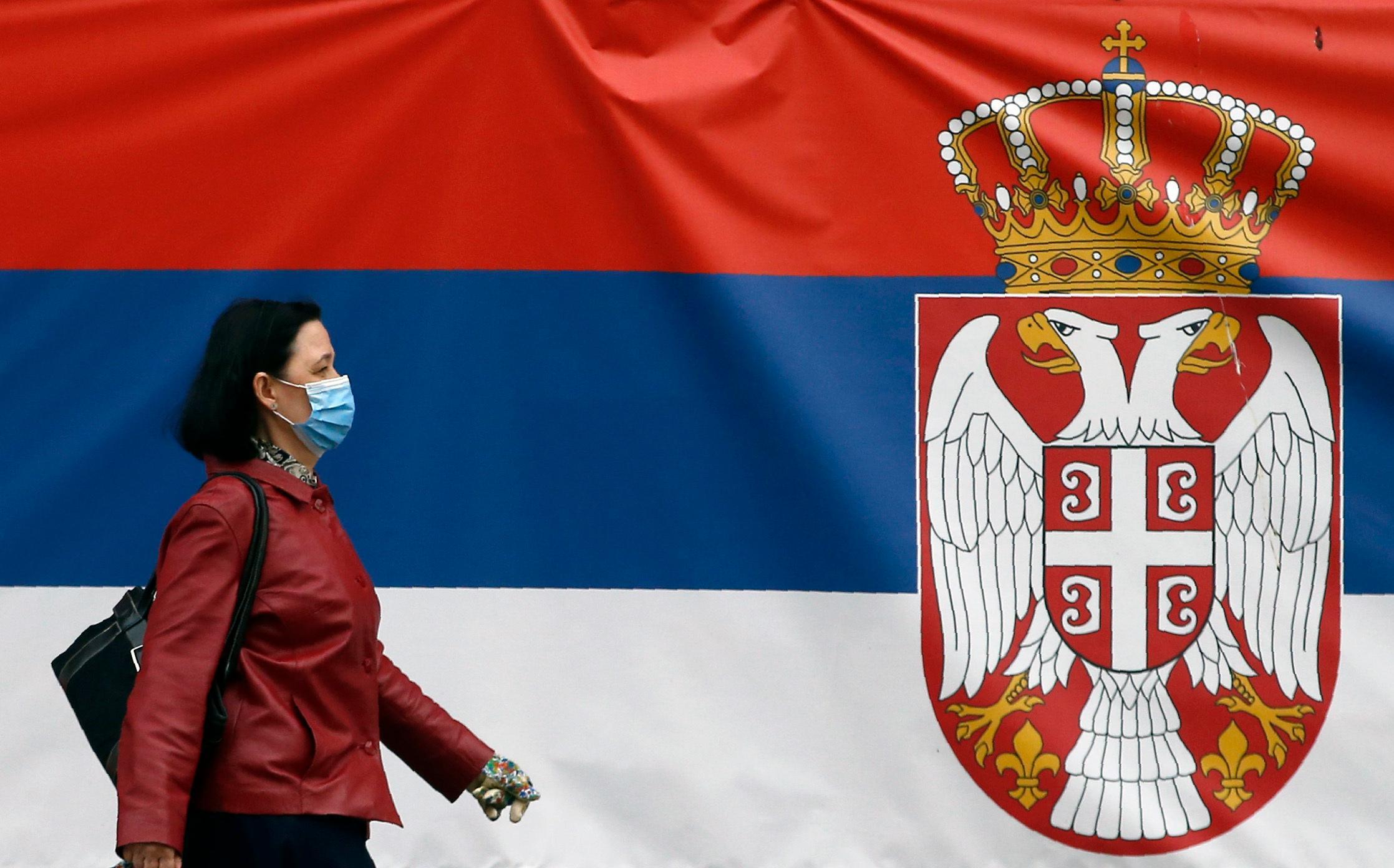 <p>Фото © ТАСС / AP Photo / Darko Vojinovic</p>