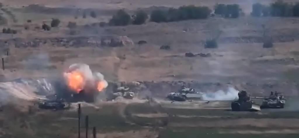 В Карабахе заявили об уничтожении трёх самолётов Азербайджана
