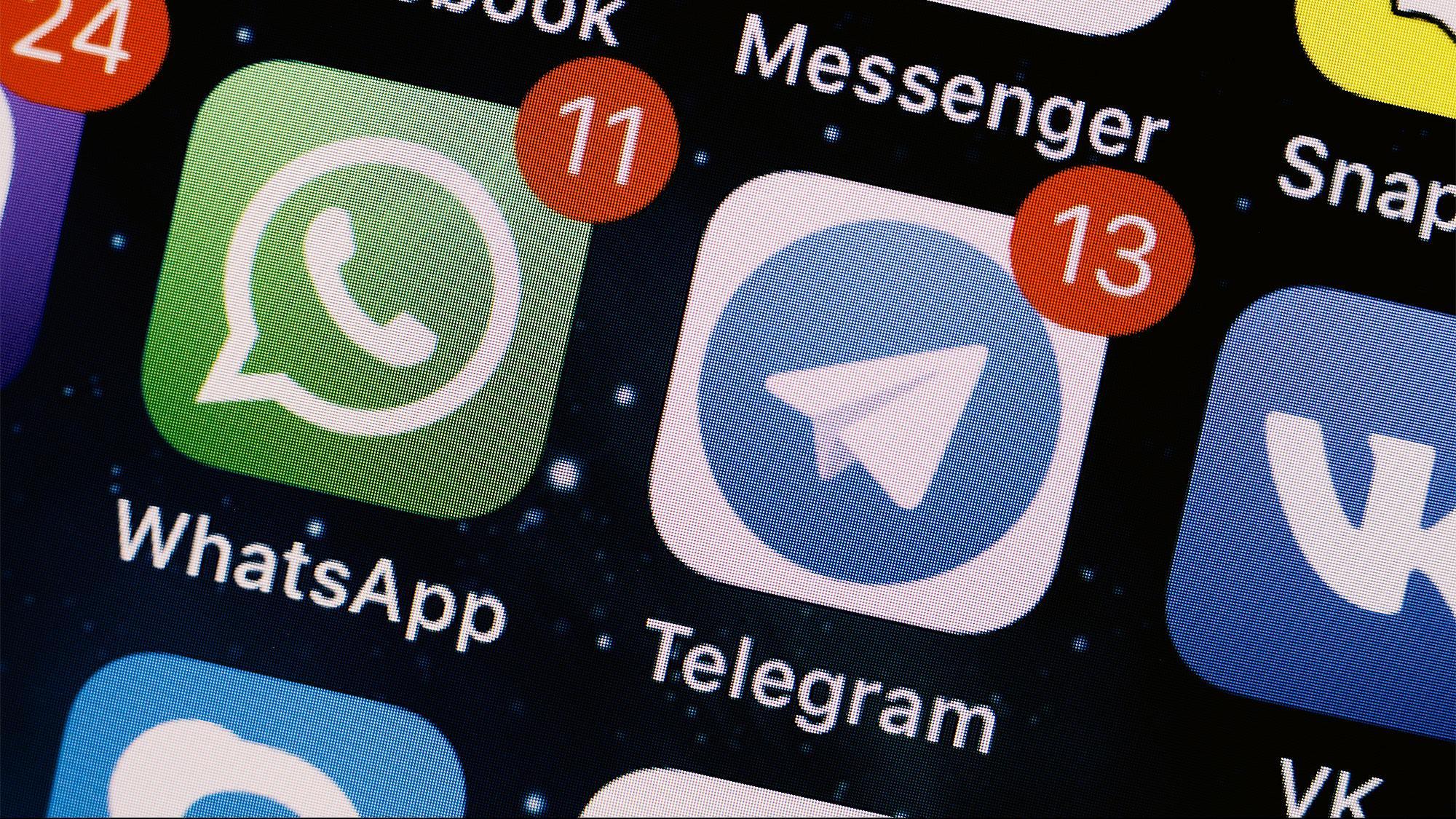 Гонки мессенджеров. Почему WhatsApp хуже Telegram, но всё равно в лидерах?