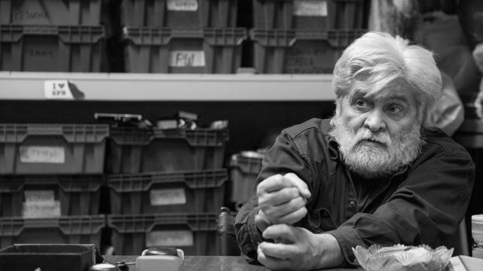 <p>Кинооператор Анатолий Лапшов. Фото © Ленфильм</p>