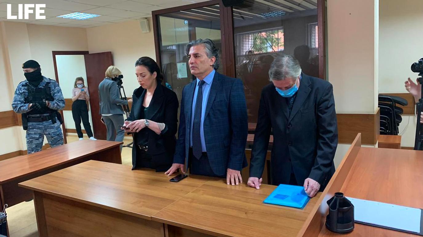 Фото © Пресс-служба Пресненского суда