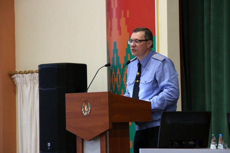 <p>Андрей Швед. Фото © Государственный комитет судебных экспертиз<br/>Республики Беларусь</p>