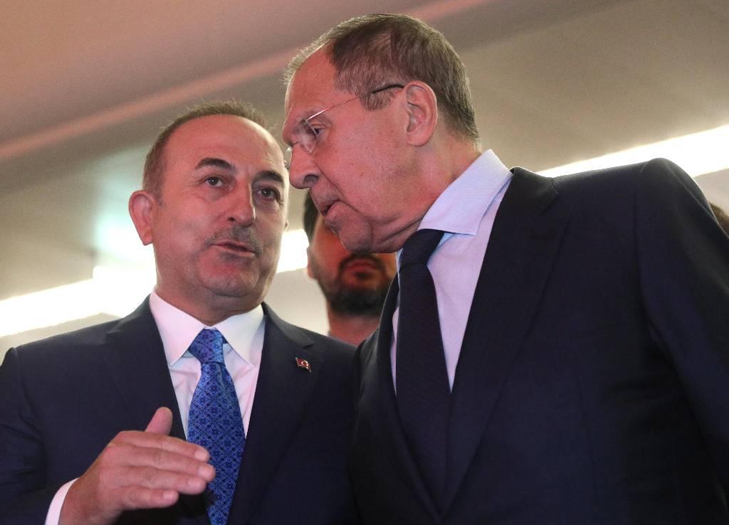 Главы МИД России и Турции обсудили ситуацию в Нагорном Карабахе