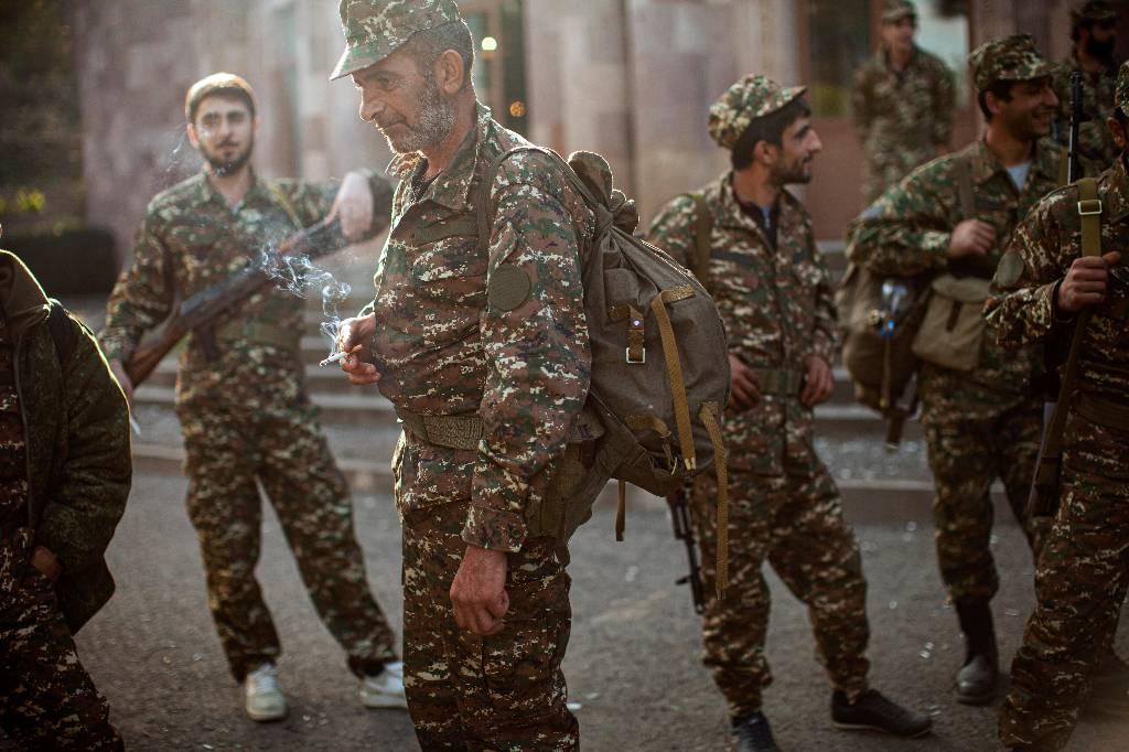В Армении заявили о 1280 погибших азербайджанских солдатах в Карабахе