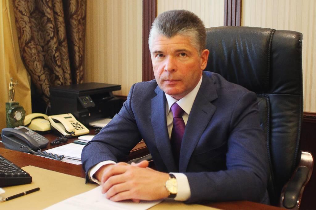 Путин назначил Птицина новым главой Мосгорсуда