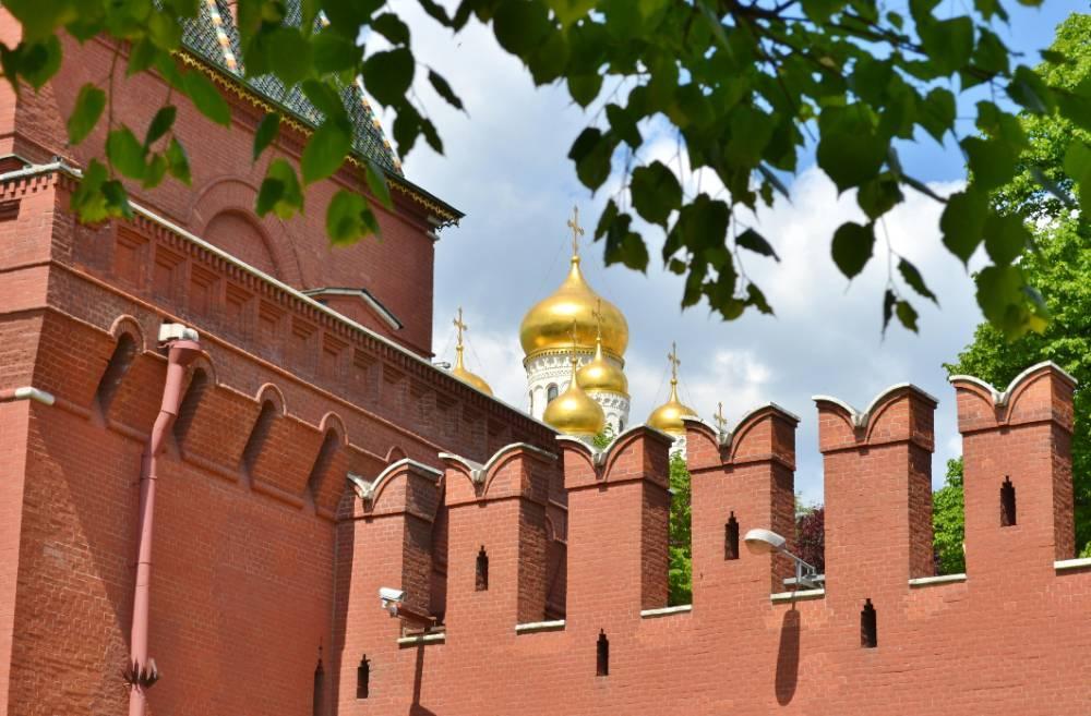 В Оружейной палате Кремля нашли тело сотрудника