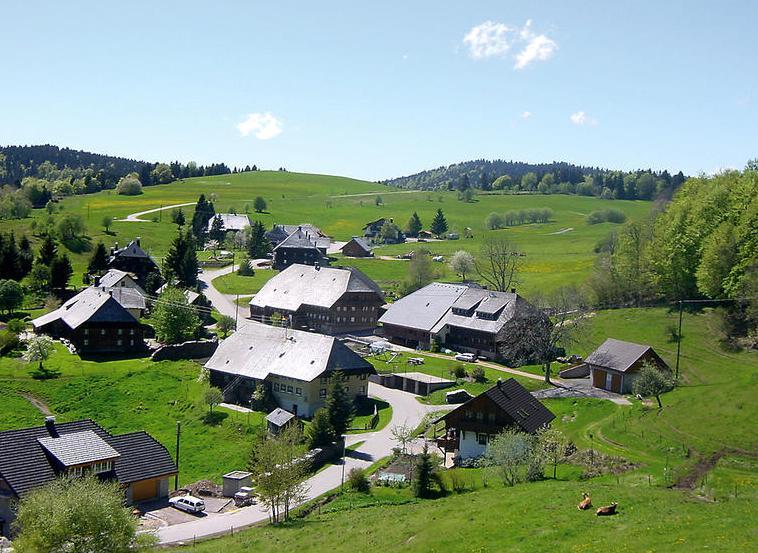"""<p>Вид на местную """"жемчужину"""" — город Ибах. </p><p>Фото с <a href=""""https://www.ferien-suedschwarzwald.de/Entdecken/Ferien-im-Suedschwarzwald/Ibach-im-Schwarzwald"""" target=""""_blank"""" rel=""""noopener noreferrer"""">сайта по организации туризма </a>в Южном Шварцвальде  </p>"""