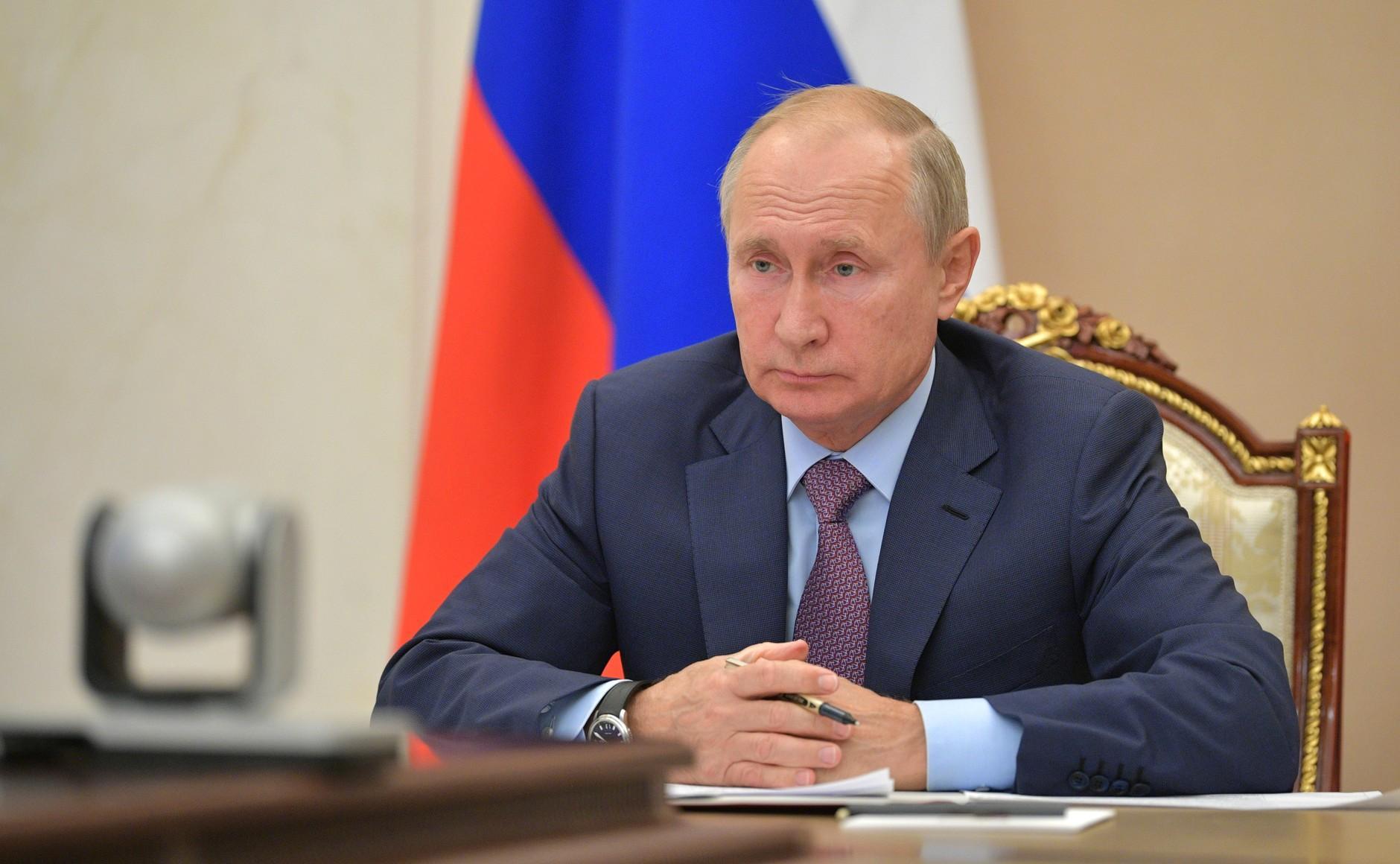 Путин рассказал, в чём сила государства