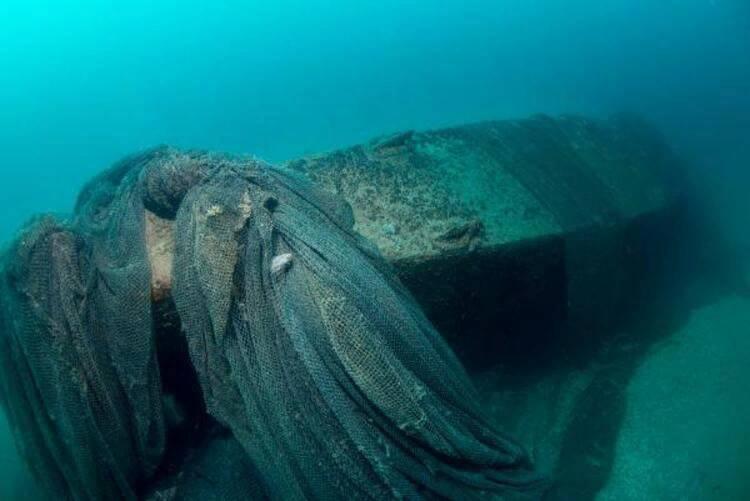 """У берегов Турции обнаружили подлодку из """"потерянного флота"""" Гитлера"""