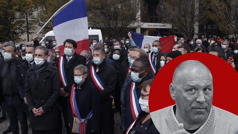 """Папы, мамы и имамы, или Европейский бумеранг. Отчего ученики вчерашних """"оппозиционеров"""" стали отрезать головы французским учителям"""
