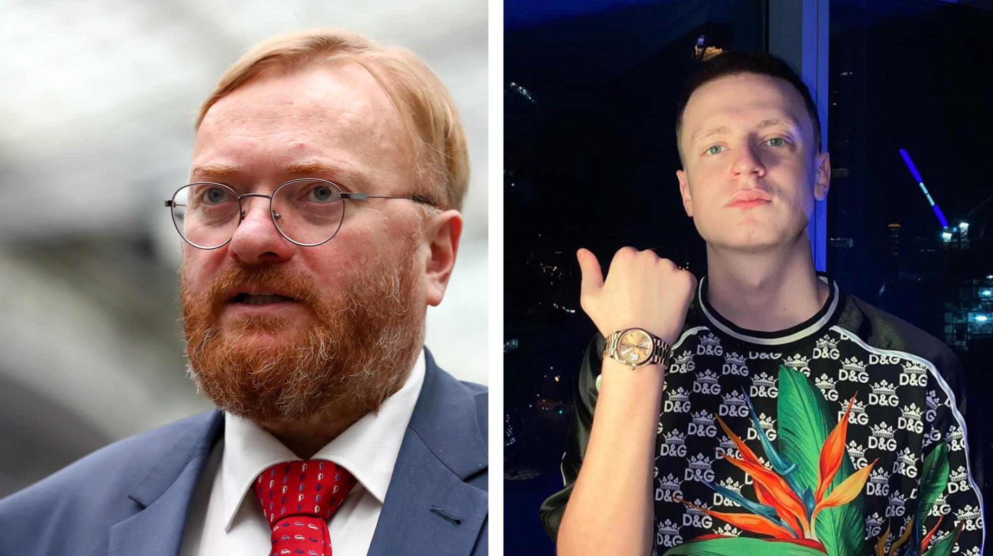 Милонов — о скандале с блогером Mellstroy: Молодняк насмотрится, потом школьники начнут одноклассниц елтузить