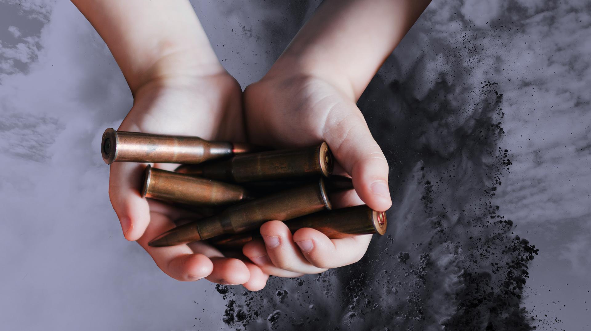 Эхо войны. Почему противотанковый снаряд взорвался в руках у школьника