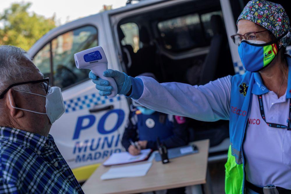 Стала известна первая страна ЕС, где коронавирусом заболело более миллиона человек