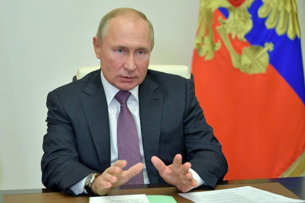 Путин заявил о необходимости сохранить все основные международные структуры, включая СБ ООН