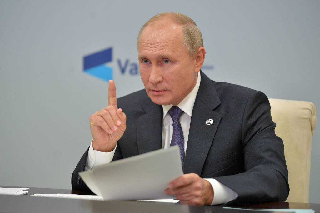 Путин — о своём месте в истории: Я просто работаю