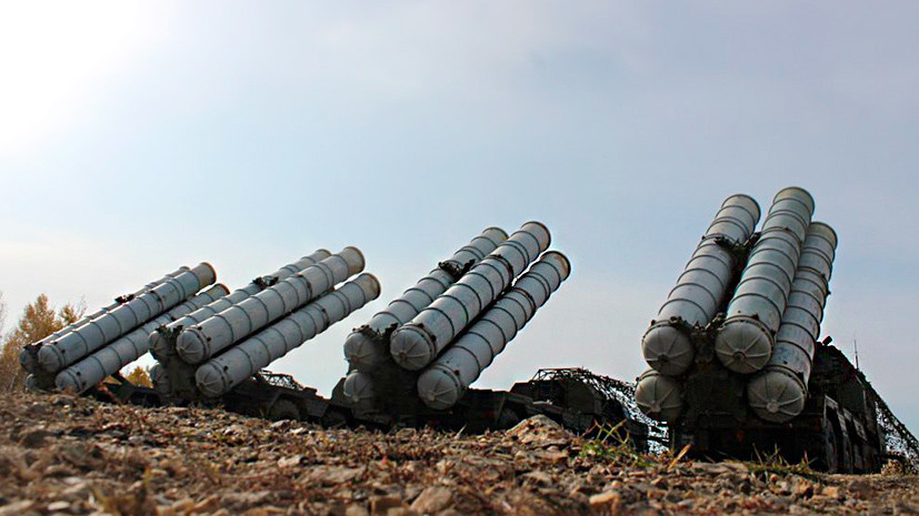 Путин назвал С-400 лучшей в мире системой противоракетной обороны