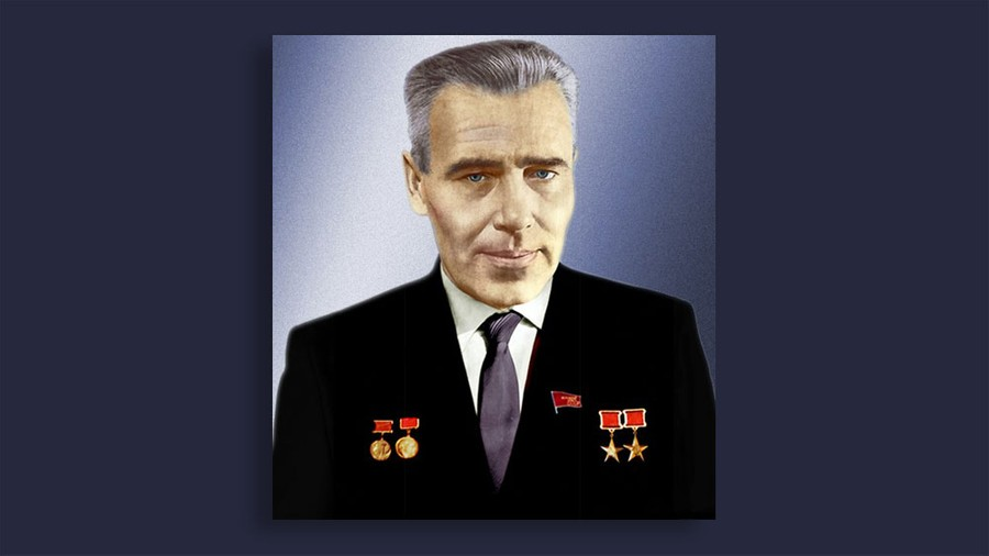Михаил Янгель. Фото © Wikipedia