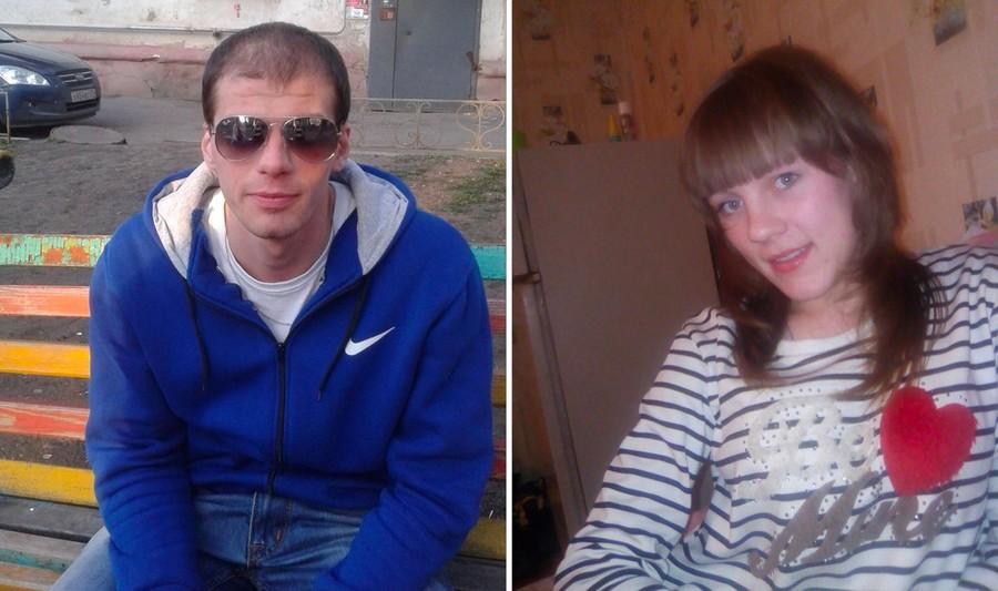 """Татьяна и её сожитель. Фото © """"ВКонтакте"""""""