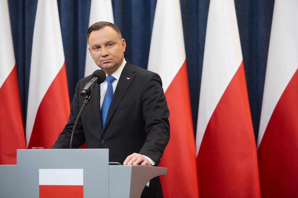 Президент Польши Анджей Дуда заразился коронавирусом