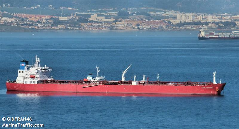 Безбилетники захватили нефтяной танкер у берегов Британии