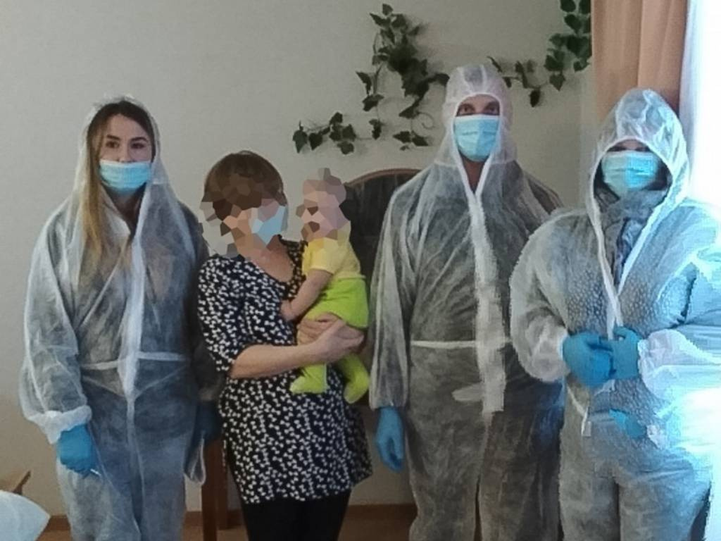 В Санкт-Петербурге экстренно госпитализировали четверых суррогатных младенцев