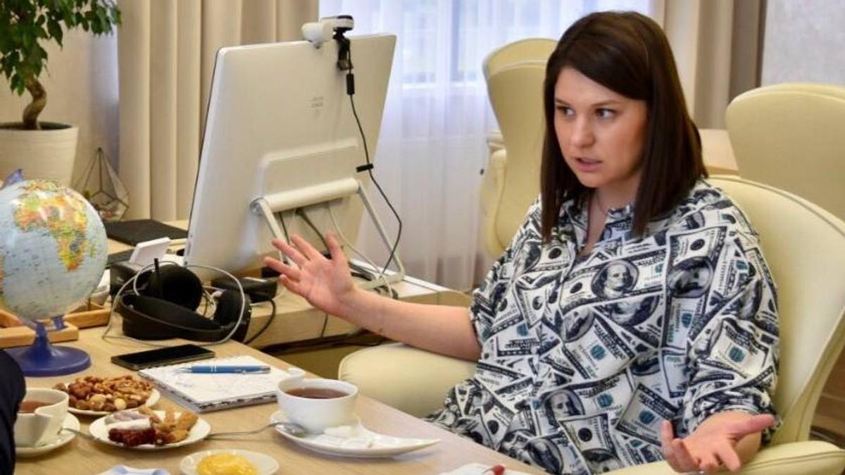 "<p>Глава АИР Татарстана Талия Минуллина. Фото © Twitter / <a href=""https://twitter.com/InvestTatarstan"" target=""_blank"" rel=""noopener noreferrer"">Invest in Tatarstan</a></p>"