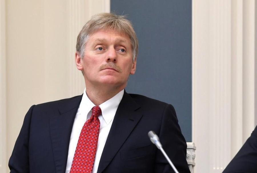 <p>Пресс-секретарь президента РФ Дмитрий Песков. Фото © Kremlin</p>
