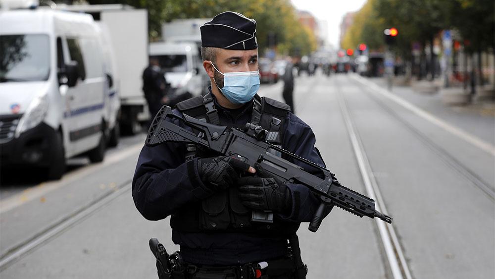 Ещё в одном французском городе предотвратили атаку